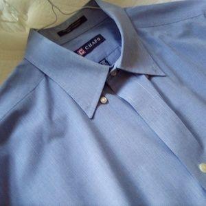 CHAPS Button Down Shirt (Sz 16 1/2)
